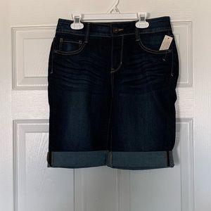 Size 4 st johns bay jean shorts NWT
